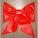 Red Heavy Duty Vinyl Frame Bow