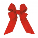 Canada Red Nylon Bow