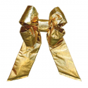 Gold Mylar Bow