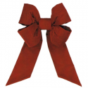Holiday Red Velvet Bow