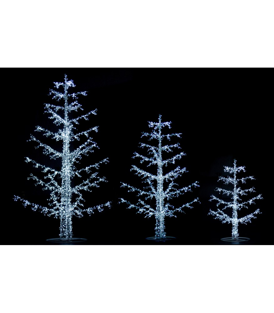 Ice Light Christmas Tree, Commercial Christmas Tree | All American ...