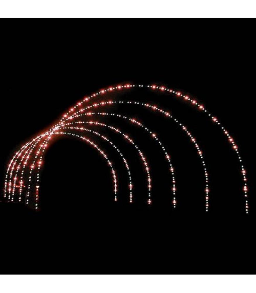 Best 28 lighted christmas arches diy christmas light for Christmas arch diy
