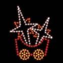 7' Silhouette Stars Car