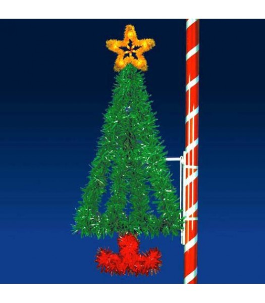 8 39 Vertical Tree All American Christmas Co