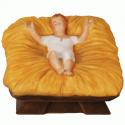 Exclusive Series - Infant Jesus in Crib