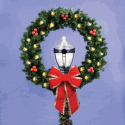 5' Double Frame Deluxe Wreath