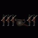 10' Victorian Cannon