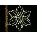 Majestic Snowflake