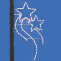 8' Shooting Stars