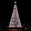 Snowflake Panel Tree