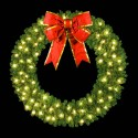 Large 3D Multi Ring Two Sided Wreath