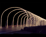 Lighted Arch Displays