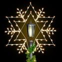 7' Star Snowflake