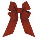 Holiday Red Velvet Bow