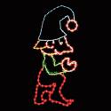 9' Kneeling Elf