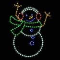 8' Snowy Friend