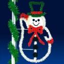 5' Snowman