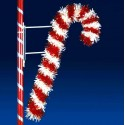 6' Deluxe Candy Cane
