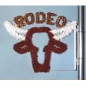 4' Rodeo Steer
