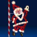 8' Santa Claus