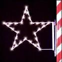 3' Silhouette Star