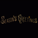 30' Seasons Greetings Skyline