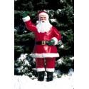 8' Large Santa Figure