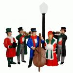 Canterbury Fiberglass Figures