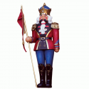 "72"" Nutcracker Figure"