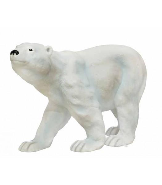 FIberglass Polar Bear