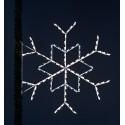 6' Premier Snowflake