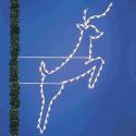 7' Leaping Buck