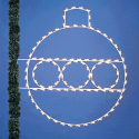 6' Christmas Tree Ornament