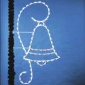 7.5' Scroll Bell