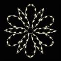Fantasy Spiral Snowflake
