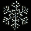 Winterfest Spiral Snowflake