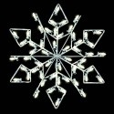 Winterfest Diamond Snowflake