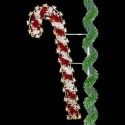 6' Enhanced Classic Candy Cane