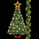 8' Deluxe Majestic Pine Tree